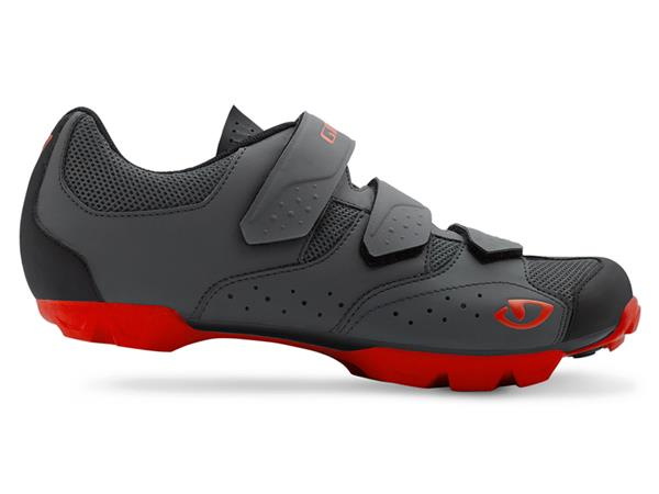 Buty GIRO MTB Carbide R II black red roz. 45