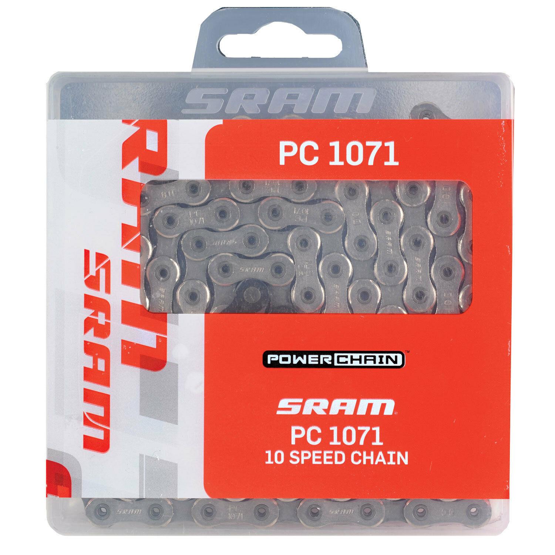 SRAM PC-1071 10 speed Chain w//PowerLock 114 links